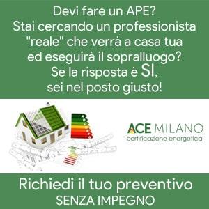 ace consulting certificazione energetica claim